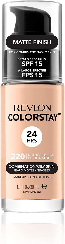 Revlon ColorStay Base de Maquillaje piel mixto/graso