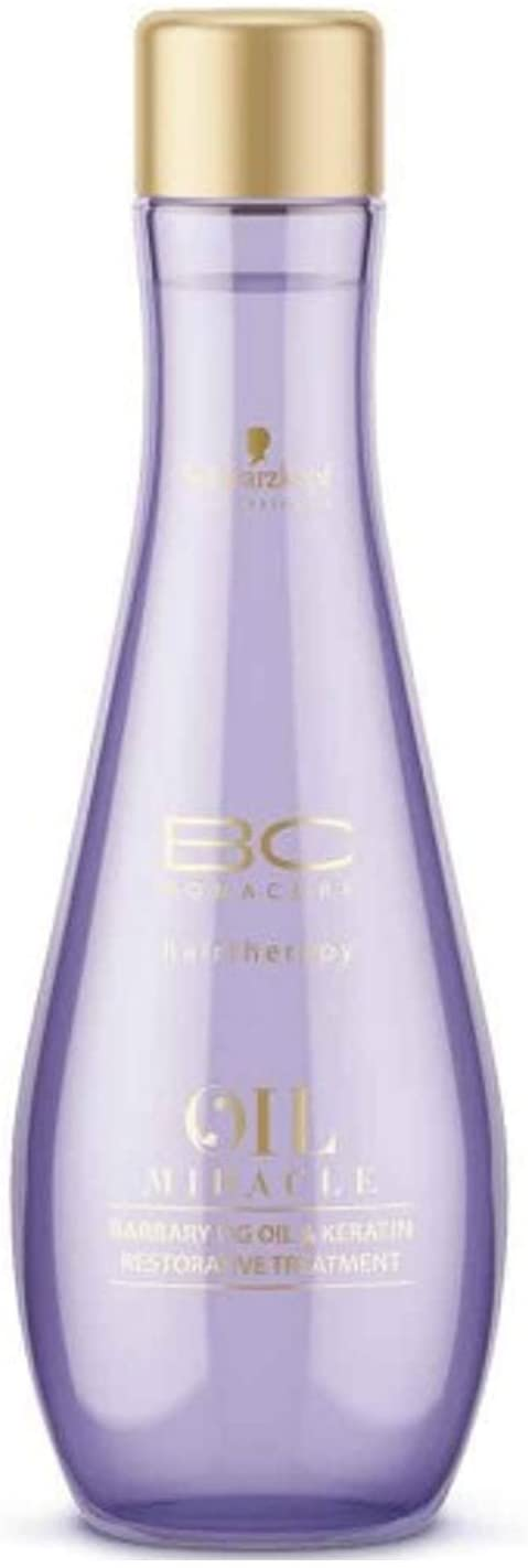 Schwarzkopf Professional BC Oil Miracle Barbary Fig Oil Treatment Tratamiento Capilar